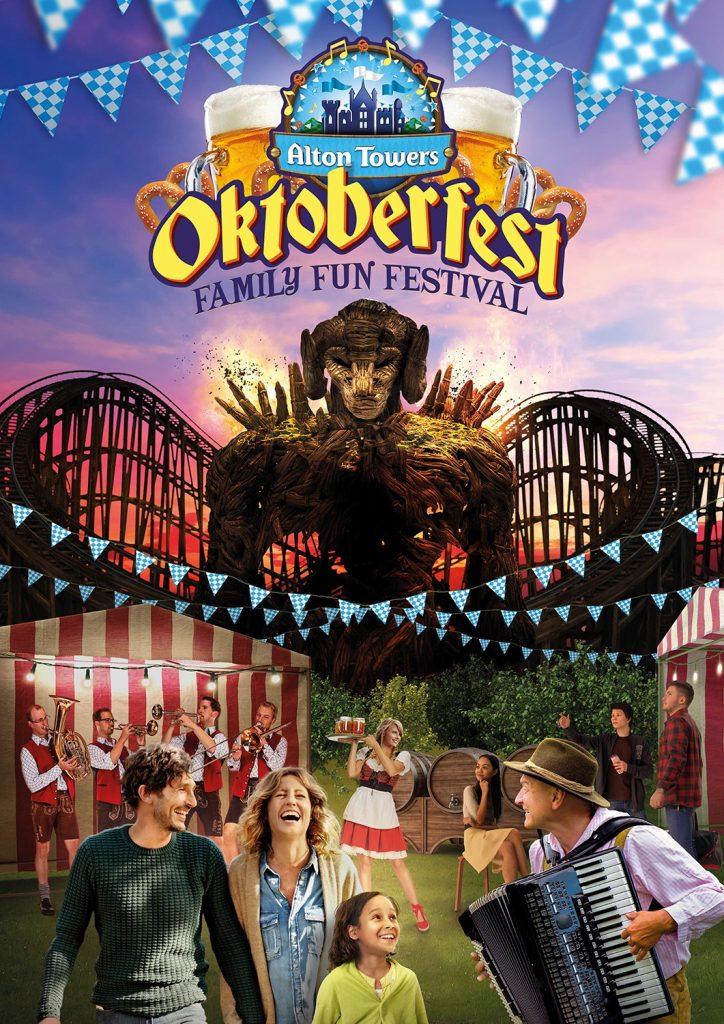 Alton Towers Oktoberfest