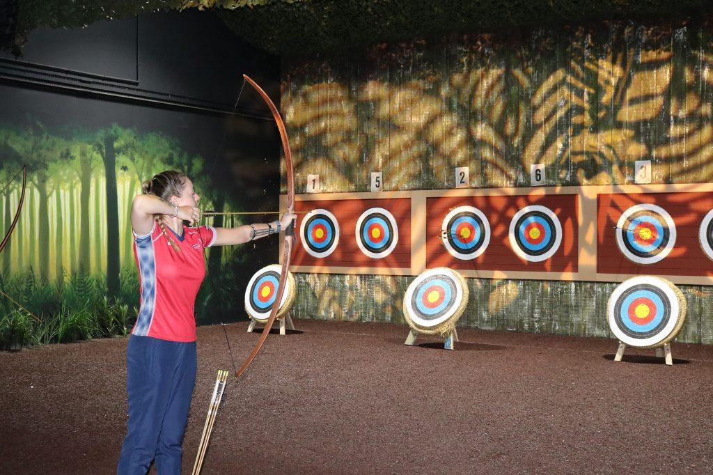 Bear Grylls - Archery 1