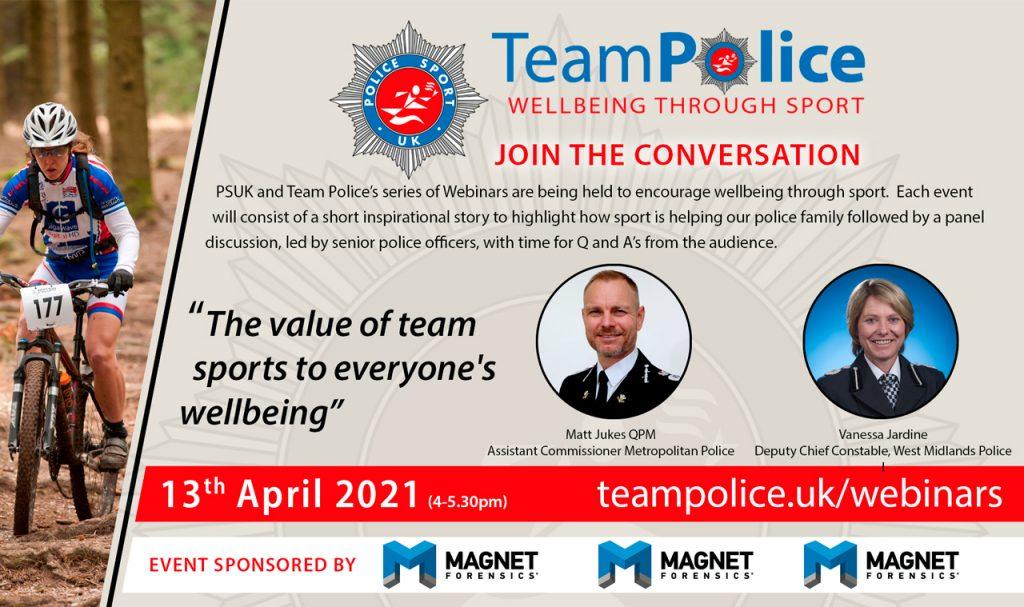 April Webinar Image - Team Police